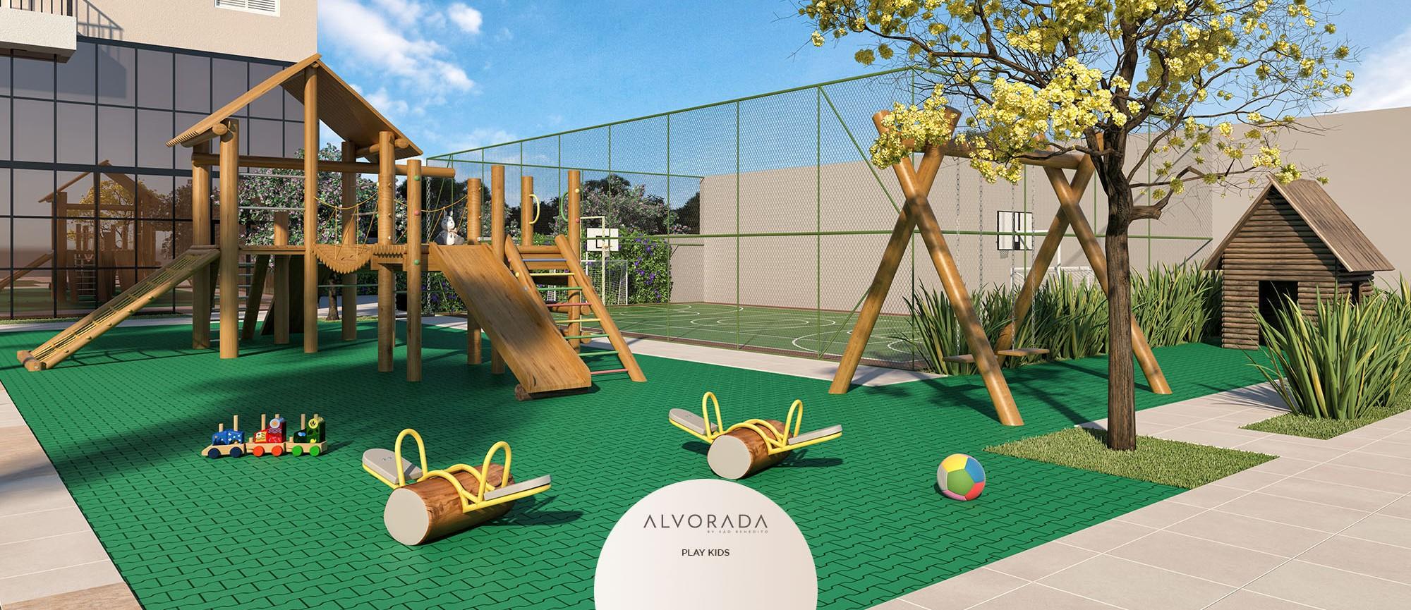 Playground Alvorada